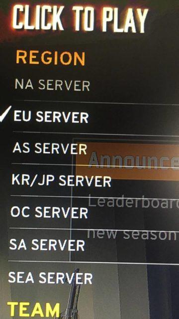 Es gibt nun auch Server in Korea und Japan