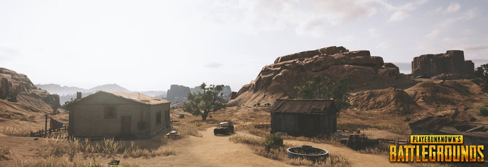 Playerunknown S Battlegrounds Maps Loot Maps Pictures: PUBG: Gute Nachrichten Aus Der Wüste