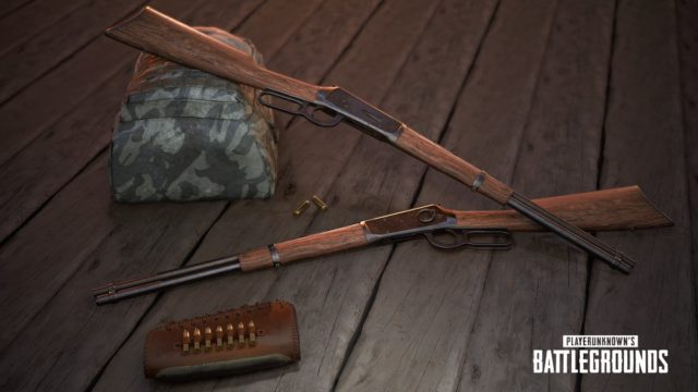 Winchester 1894 Lever-Action Rifle