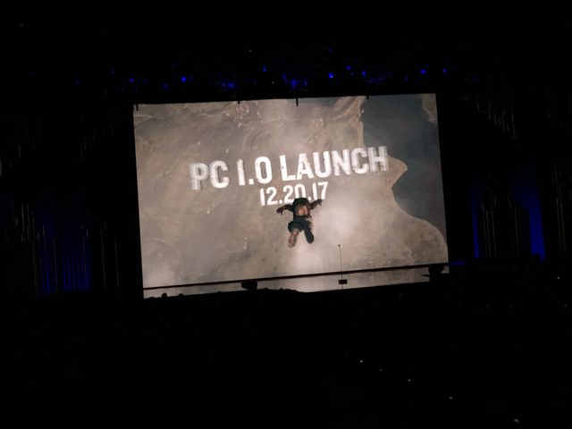 Playerunknown's Battlegrounds - PC Releasedate