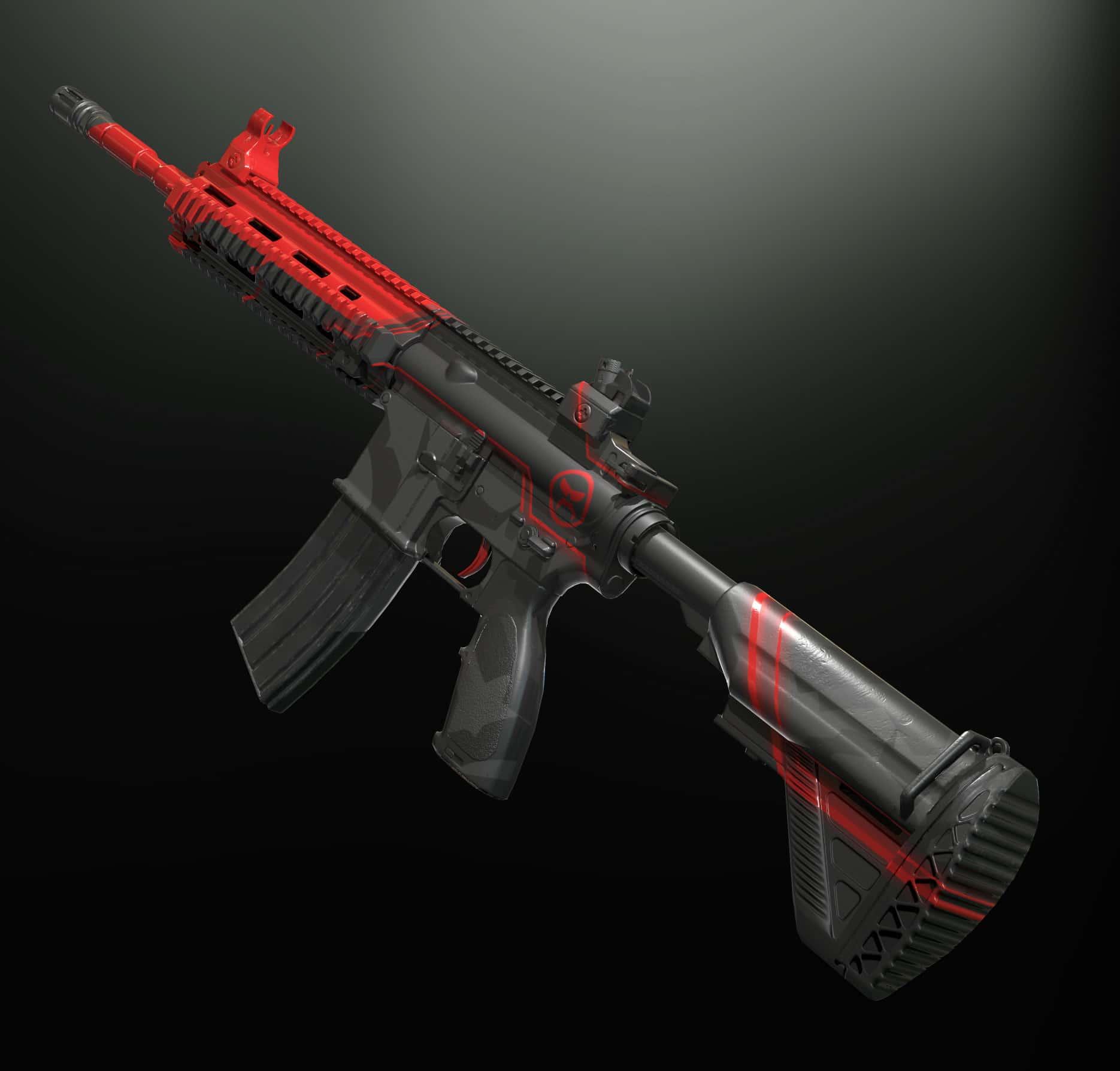 PUBG: Spezielle Shroud & DrDisRespect Waffen-Skins